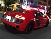 Audi R8 Coupe 5.2 V10 FSI quattro: