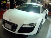 Audi vs MTM:R8 V10