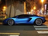 Lamborghini Aventador S Roadster 6.5 V12:
