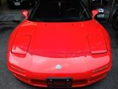 Acura NSX-T 3.2 V6 6MT: