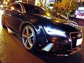 Audi vs MTM:RS7 Sportback