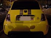 Abarth 695 Tributo Ferrari: