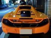 McLaren MP4-12C Spider 3.8 V8 Twin Turbo: