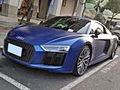 Audi R8 V10 Plus Coupe 5.2 V10 FSI quattro (Mk II):