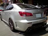 TOM'S Lexus IS-F 5.0 V8: