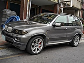BMW X5 4.8IS V8 (E53):