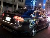 Audi vs MTM:B7 RS4 Sedan