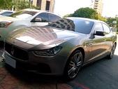 Maserati Ghibli S Q4 3.0 V6: