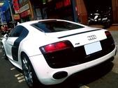 Audi vs MTM:R8 5.2 V10 FSI quattro