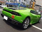 Lamborghini Huracan LP610-4 5.2 V10: