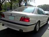 BMW E38 750iL 5.4 V12: