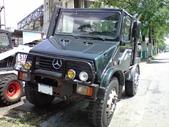 Mercedes vs AMG:UNIMOG