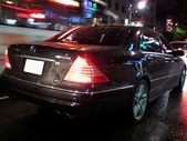Mercedes-Benz S55 AMG 5.5 V8 Supercharged (W220):