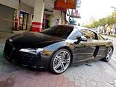 Audi vs MTM:R8 Coupe 4.2 V8