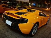 McLaren 650S Spider 3.8 V8 Twin Turbo: