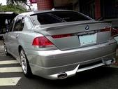 BMW E66 750Li 4.8 V8:
