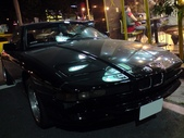 BMW vs M POWER:850i