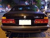 BMW E32 750iL 5.0 V12: