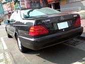 Mercedes vs AMG:CL500