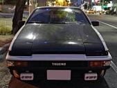 Toyota Sprinter AE86 Trueno 1.6 I4: