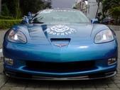 "Chevrolet Corvette C6 ZR1 6.2 V8 Supercharged:""The Blue Devil"""