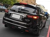 Infiniti QX70S 5.0 V8 AWD: