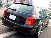 Audi vs MTM:RS4 Avant