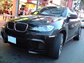 BMW vs M POWER:X6 M
