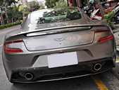 Aston Martin Vanquish 6.0 V12: