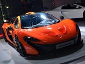 McLaren P1 3.8 V8 hybrid Twin Turbo :