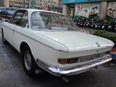 BMW 2000 CS 2.0 OHC I4: