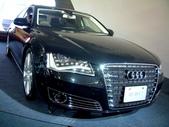 Audi vs MTM:A8 W12