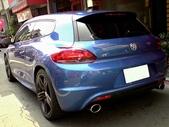 Volkswagen R series:Scirocco R
