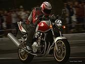 PS2 ++Tourist Trophy++:紅白CB1300 SF  05年式