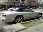 Jaguar XKR Convertible 4.0 V8 Supercharged :