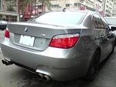 BMW vs M POWER:5-Series