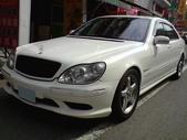 Mercedes-Benz S65 AMG 6.0 V12 Biturbo (W220):