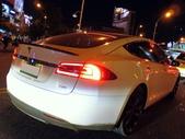 Tesla Model S P85: