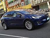 Tesla Model X P100D AWD: