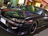 Nissan Silvia S15 2.0 I4: