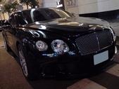Bentley Continental GT 6.0 W12 (FirstGeneration):