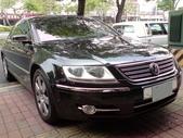 Volkswagen Phaeton V8:
