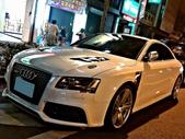 Audi RS5 4.2 V8 FSI: