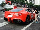 Ferrari F12 Berlinetta V12 Ferrari 5th RallyTaiwan: