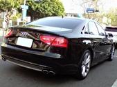 Audi S8 4.0 TFSI quattro V8 Biturbo (facelift):