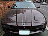 BMW  850i  5.0  V12  (E31):
