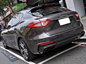 Maserati Levante Trofeo 3.8 V8 Twin Turbo: