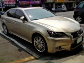 LEXUS---F SPORT---LFA:GS 450h