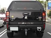 HUMMER H3T ALPHA 5.3 V8: