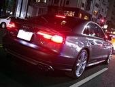 Audi S8 4.0 TFSI quattro V8 Biturbo (facelift):(facelift)